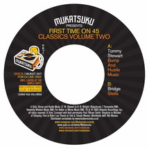 "Tommy Stewart & Bridge - First Time On A 45 Classics Vol.2 [7""]"