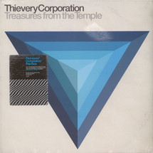 Thievery Corporation - Treasures From The Temple [2LP]