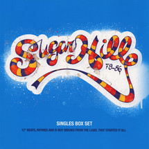 VA - Sugar Hill  79-86 Singles Box Set (RSD 2018) [4LP]
