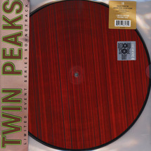 VA - Twin Peaks - Limited Event Series Sountrack (RSD 2018 Picture Disc) [2LP]