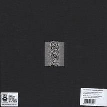 Joy Division - Unknown Pleasures (180g Vinyl Edition) [LP]