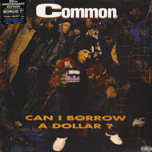 "Common - Can I Borrow A Dollar (RSD 2018) [2LP+7""]"