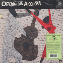 Orquesta Akokan - Orquesta Akokan (Colored Vinyl/ LP+MP3) [LP]