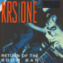 KRS One - Return Of The Boom Bap [2LP]