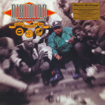 Diamond D & The Psychotic Neurotics - Stunts, Blunts & Hip Hop [2LP]