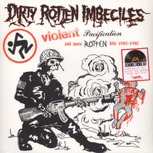 D.R.I. (Dirty Rotten Imbeciles) - Violent Pacification And More Rotten Hits 1983-1987 (RSD 2018) [LP]