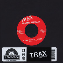 "Frankie Knuckles - Baby Wants To Ride/ Your Love [7""]"