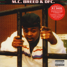 MC Breed - MC Breed & DFC [LP]