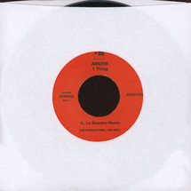 "K, Le Maestro - One Thing (Amerie Remix) [7""]"