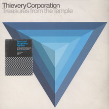 Thievery Corporation - Treasures From The Temple (Limited Colored Edition) [2LP]