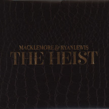 Macklemore & Ryan Lewis - The Heist [CD]