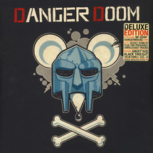 Dangerdoom (DangerMouse & MF Doom) - The Mouse & The Mask (Official Metalface Version) [CD]