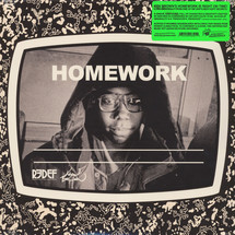"Kev Brown - Homework (Limited Colored LP+7"") [LP+7""]"