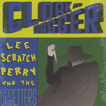 Lee Perry & The Upsetters - Cloak And Dagger [LP]