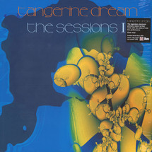 Tangerine Dream - The Sessions 1 (Clear Vinyl Edition) [LP]