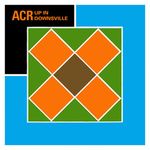 A Certain Ratio - Up In Downsville (Blue Vinyl Edition) [2LP]
