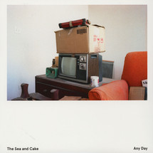The Sea And Cake - Any Day (Limited Sea Glass Vinyl) [LP]