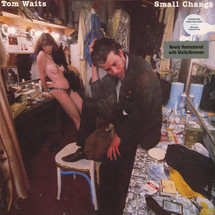 Tom Waits - Small Change (Remastered/ Colored 180g Vinyl) [LP]