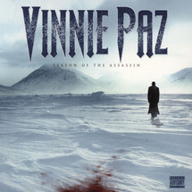 Vinnie Paz of Jedi Mind Tricks - Season Of The Assassin [CD]