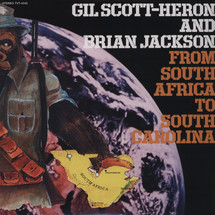 Gil Scott-Heron - From South Africa To South Carolina [LP]
