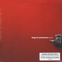 Kings Of Convenience - Versus [LP]