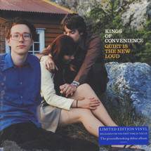 Kings Of Convenience - Quiet Is The New Loud [LP]
