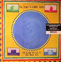 Talking Heads - Speaking In Tongues [LP]