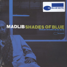Madlib - Shades Of Blue [2LP]