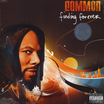 Common - Finding Forever [2LP]