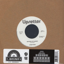 "The Upsetters - Return Of Django/ Dollar In The Teeth [7""]"