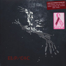 El-P - C4C (Cancer 4 Cure) [2LP]