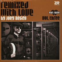 Joey Negro - Remixed With Love Vol. 3 (Part Three) [2LP]