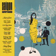 VA - Saigon Supersound Vol 2: 1964-75 [2LP]