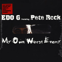 Edo G - My Own Worst Enemy - Deluxe Edition (RSD BF) [2LP]