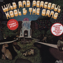 Kool & The Gang - Wild And Peaceful [LP]