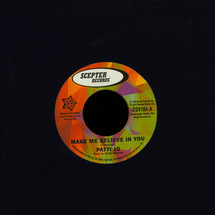 "Patti Jo - Make Me Believe In You/ Stay Away From Me [7""]"