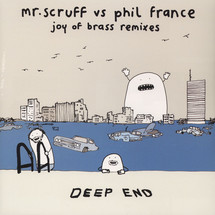 "Phil France - Joy ff Brass Remixes [12""]"