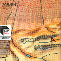 Brian Eno - Ambient 4: On Land - Limited Half Speed Mastered Edition [2LP]