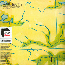 Brian Eno - Ambient 1: Music For Airports - Limited Half Speed Mastered Edition [2LP]