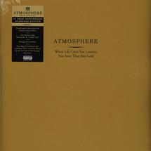 Atmosphere - When Life Gives You Lemons, You Paint That Shit Gold - 10th Anniversary Standard Edition [2LP]