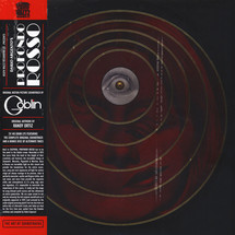 Goblin - Profondo Rosso/ Deep Red OST (Limited/ Gatefold Cover) [2LP]
