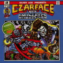 Czarface (Inspectah Deck & 7L & Esoteric) - Czarface Meets Ghostface [CD]