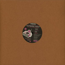 "Tecumsay Roberts - The Triassic Tusk EP [12""]"