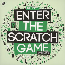 DJ Hertz - Enter The Scratch Game Volume 3 [LP]