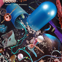 Matmos - Plastic Anniversary (Limited Teal Mashup Colored LP+MP3) [LP]