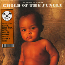 MED - Child Of The Jungle [CD]