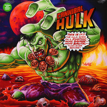 Ill Bill - Cannibal Hulk (Ltd. Gamma Ray Green LP) [LP]