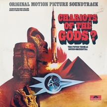 Peter Thomas Sound Orchestra - Chariots Of The Gods? [LP]