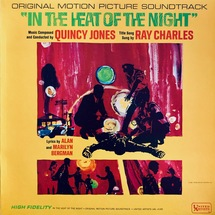 Quincy Jones - In The Heat Of The Night (OST) [LP]