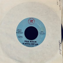 "The Universal Robot Band - Freak With Me [7""]"